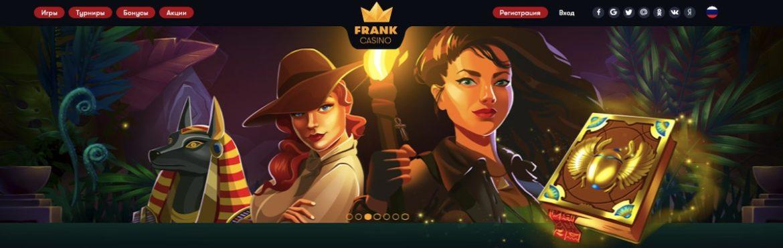 Франк Казино приложение для Андроид